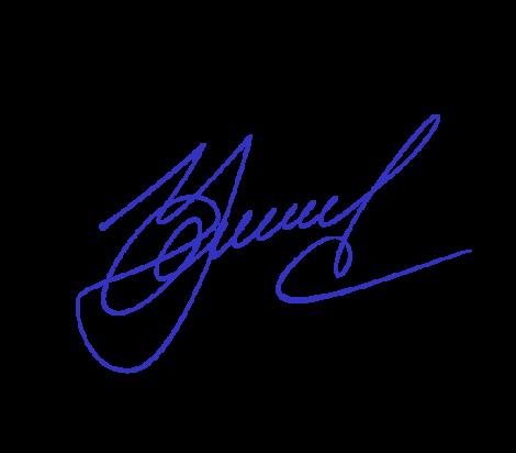 факсимальная подпись